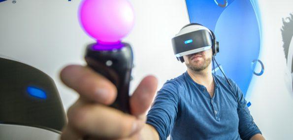 Playstation VR Test