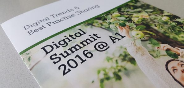 Digital Summit 2016