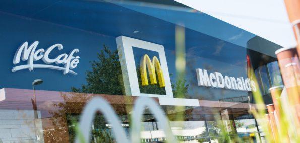 A1 WLAN bei McDonalds