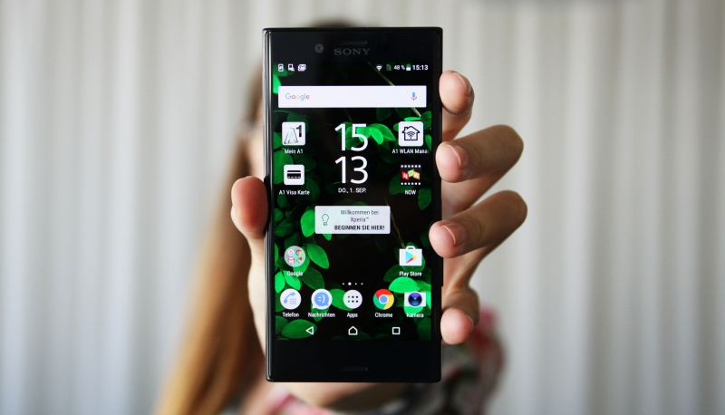 Sony Xperia X compact Test