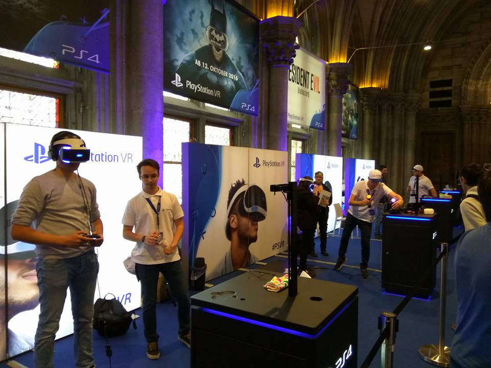 Gamecity VR in Wien