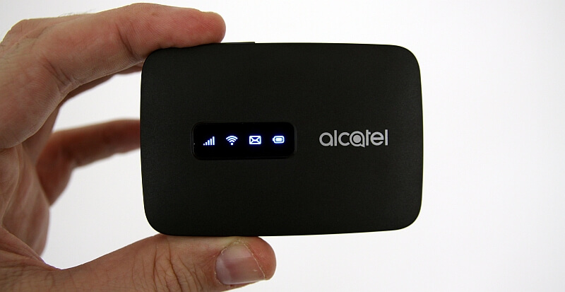 Alcatel MW40V Mobile Wifi Dongle im Test | A1Blog