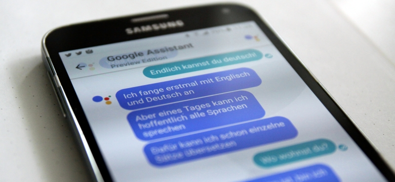 Google Allo Deutsch