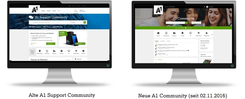 A1 Community neu-alt