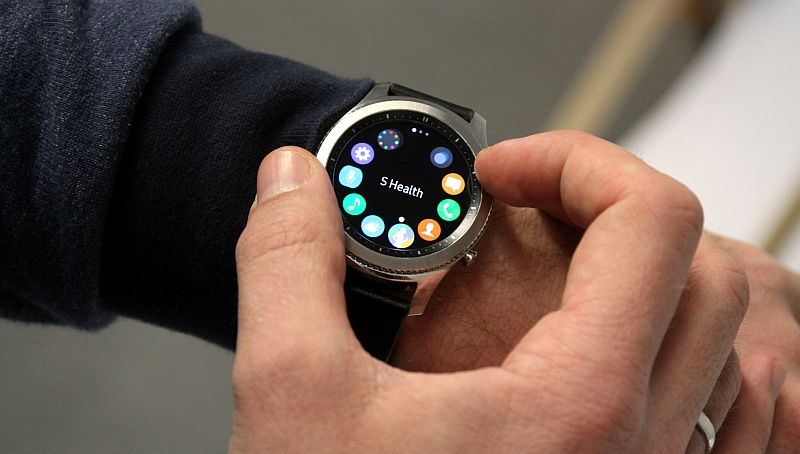 Samsung Galaxy Gear S3 Smartwatch im Test