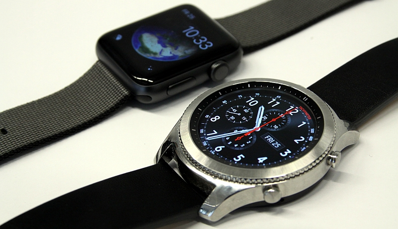 Samsung Galaxy Gear S3 Smartwatch im Test | A1Blog