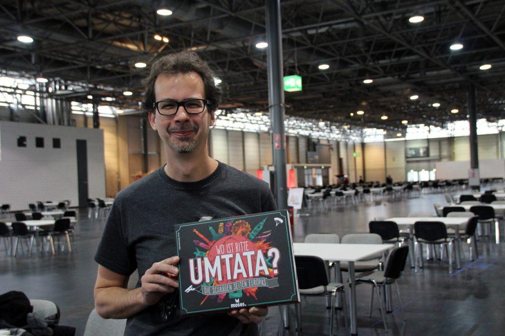 Arno Steinwender - Spieleautor