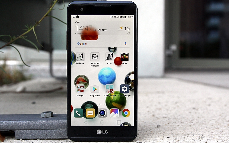 LG X Power Test