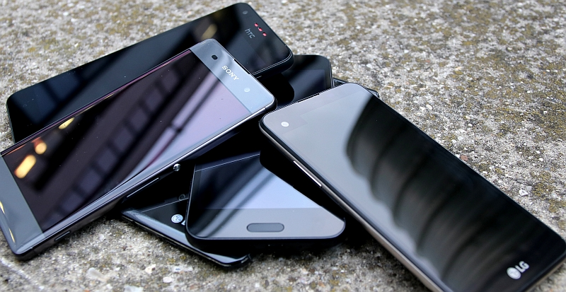 Einsteiger Smartphones im Vergleich
