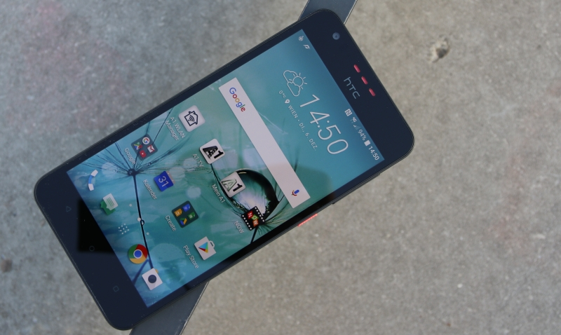 HTC Desire 825 Fazit