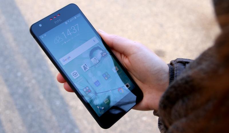 HTC Desire 825 Test