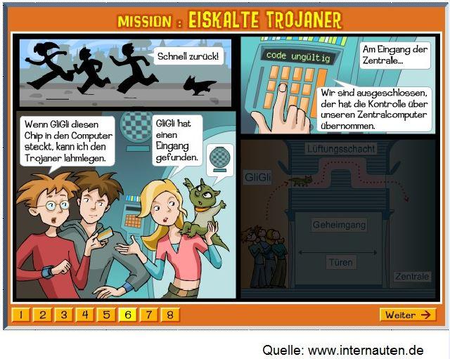 Mission Eiskalte Trojaner