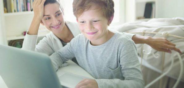 Tipps für Eltern damit ihr Kind sicher im Internet unterwegs ist