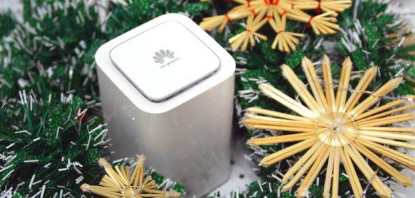 A1 Net Cube bringt mobiles unlimitiertes Internet zu Weihnachten