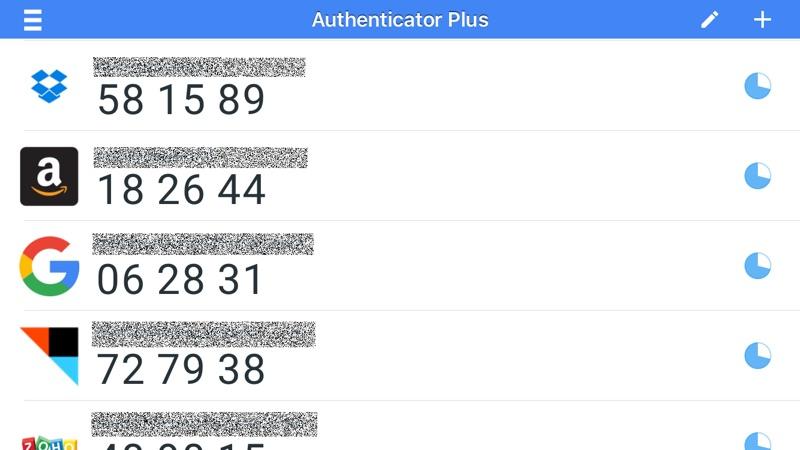 Zwei-Faktor-Authentifizierung App