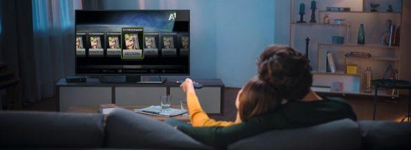 A1 View Control Fernsehen nachschauen