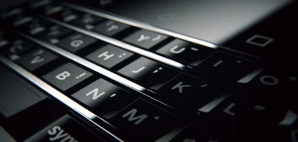 BlackBerry Mercury Preview