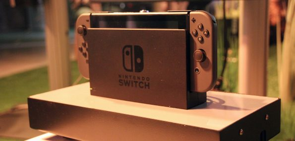 Nintendo Switch ausprobiert