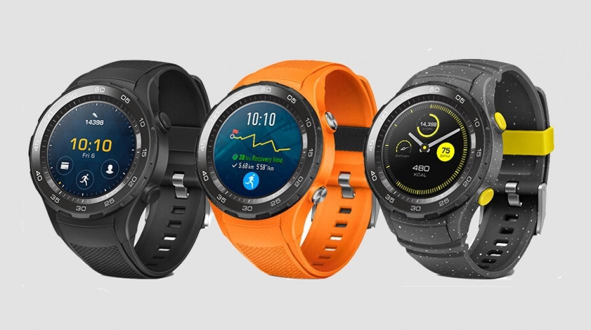 Huawei Watch 2 vorgestellt