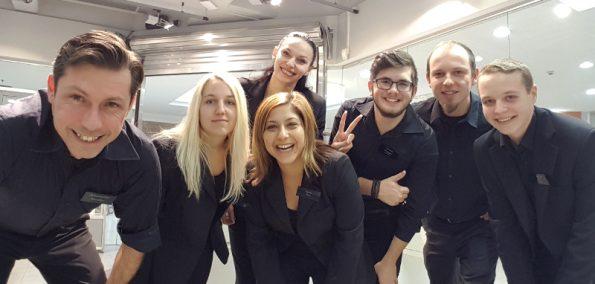 A1 Shop Kulturquartier Kufstein das Team stellt sich vor