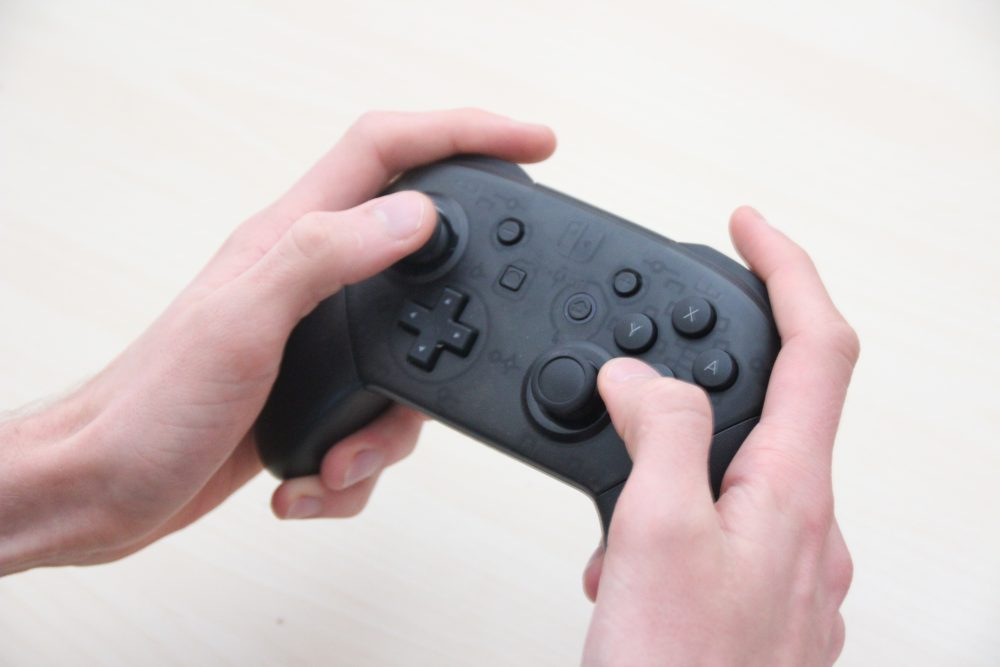 Nintendo Switch im Test - Pro Controller