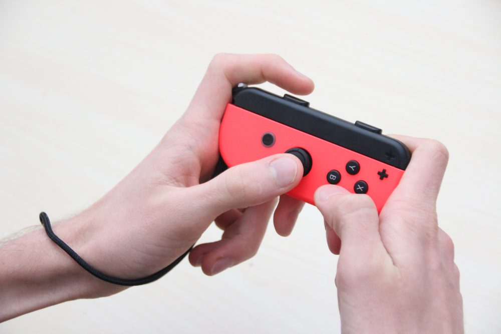 Nintendo Switch im Test - JoyCon