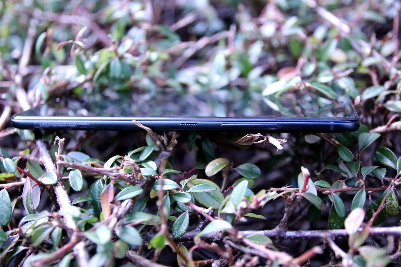 HTC U Ulra Seitenansicht