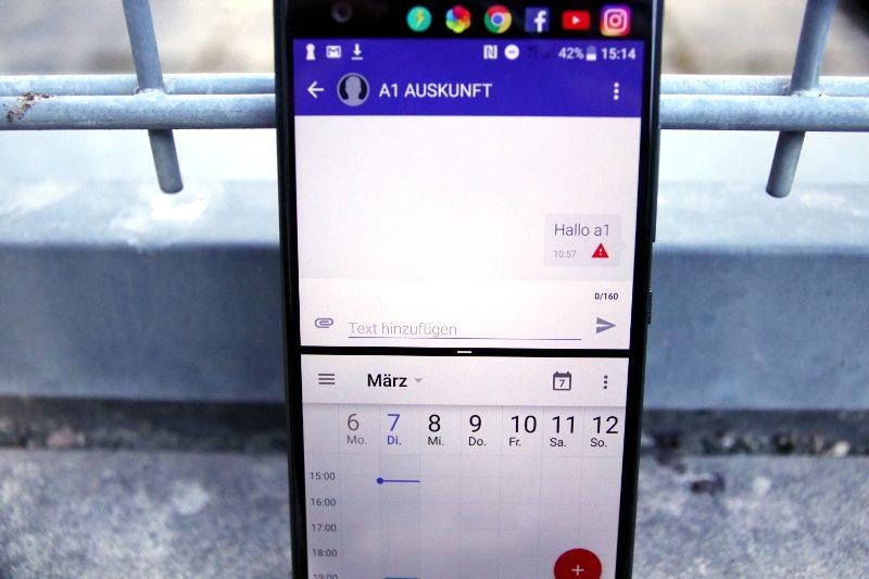 HTC U Ultra mit Android 7