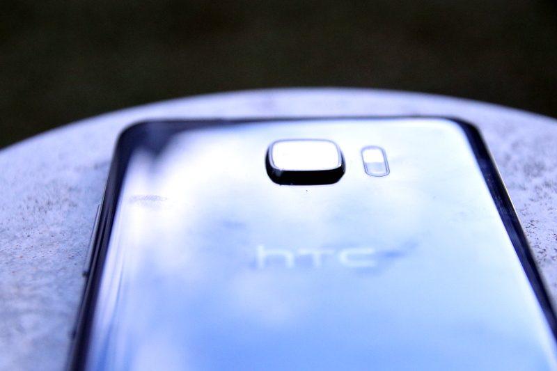 Die Rückseite des HTC U Ultra