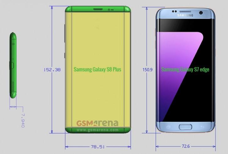 samsung-größe-smartphone-s8-plus