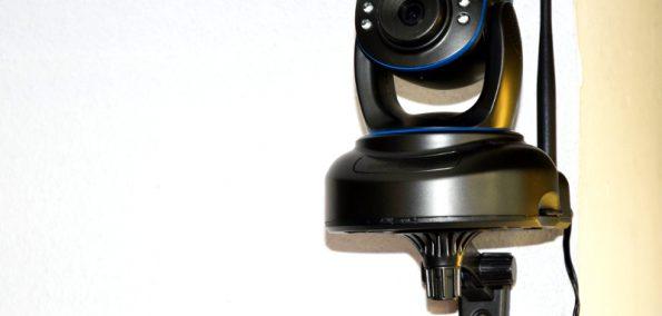 Heimvernetzung Videokamera