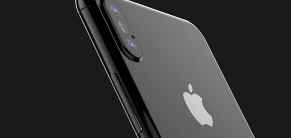 iPhone 8 Render Rückseite