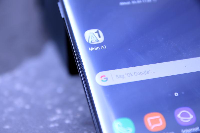 Samsung Galaxy S8+ Akku