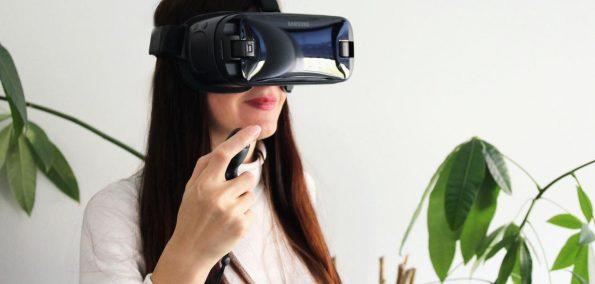 Galaxy S8 und Samsung Gear VR