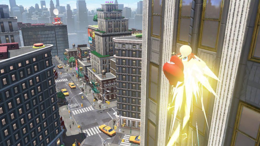 Super Mario Odyssey angespielt