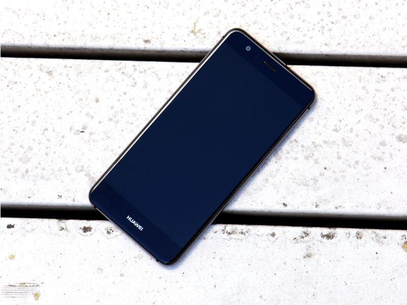 Huawei P10 Lite Test Design