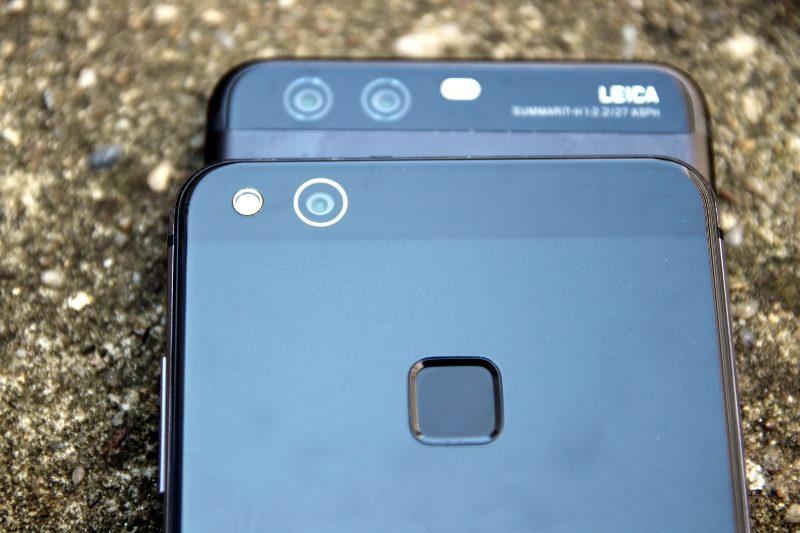 Huawei P10 Lite Fingerabdrucksensor