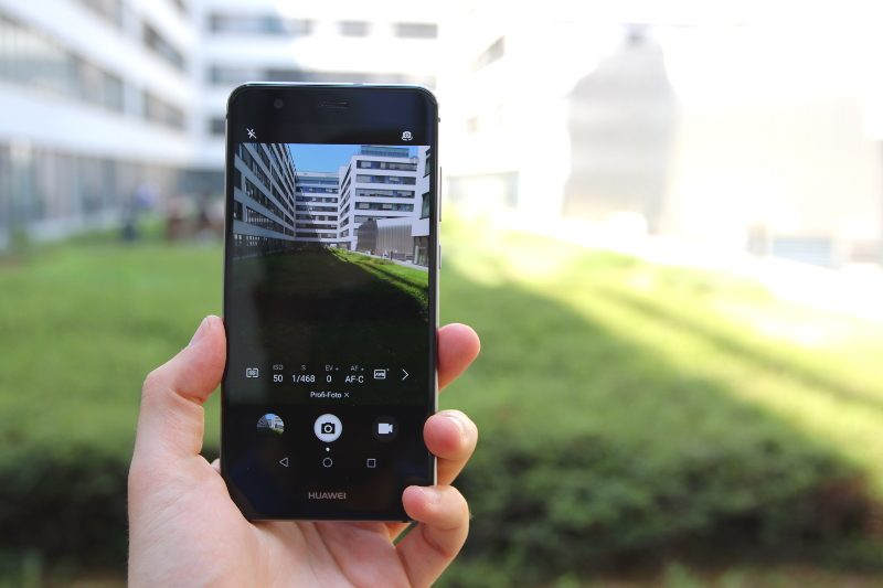 Huawei P10 Lite Kamera im Test