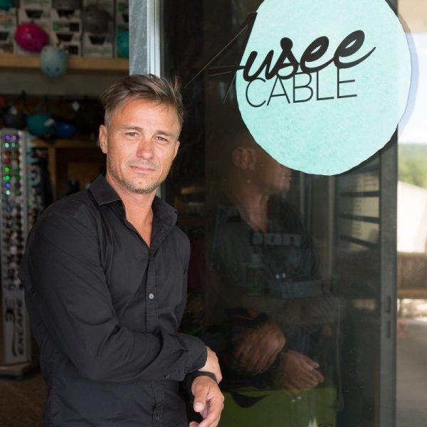 Jürgen Pürstinger ist Geschäftsführer des Freizeitzentrums Ausee
