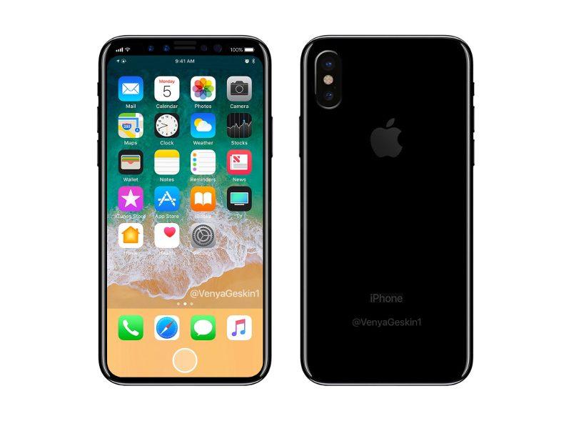 Sieht so das neue iPhone aus?