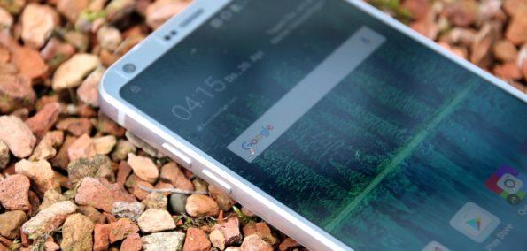 LG G6 Dualkamera Test