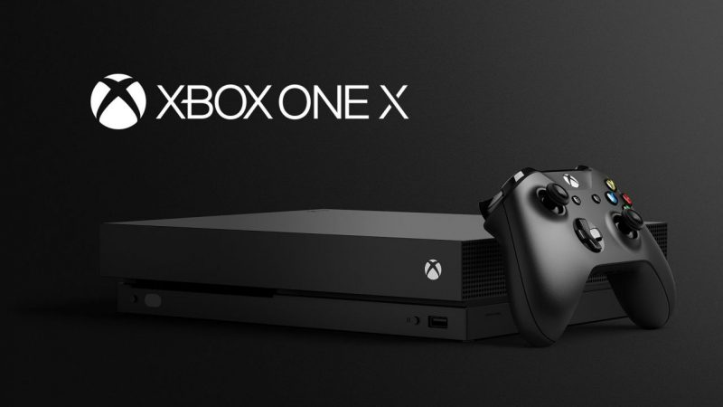 Gamescom Xbox One X