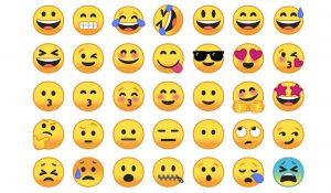 Neue Emojis Android O