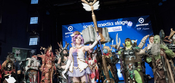 Gamescom Cosplay