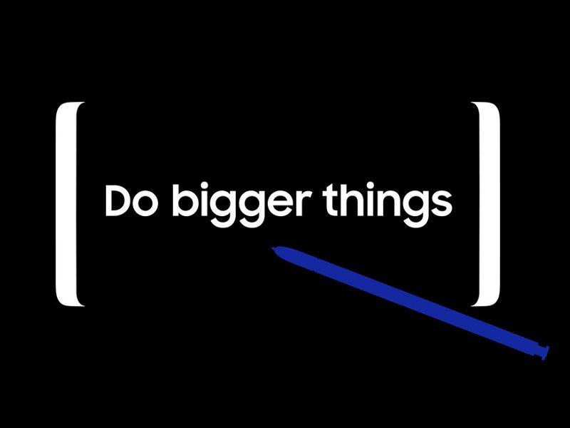 Samsung Galaxy Note 8 Vorregistrierung