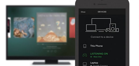 spotify app für microsoft xbox one verfügbar