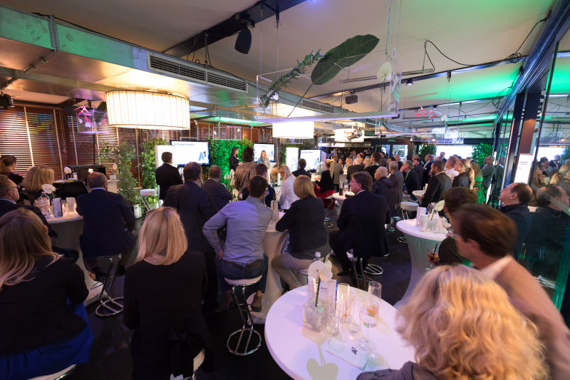 A1 Connect Business Event auf der Wiener Summerstage