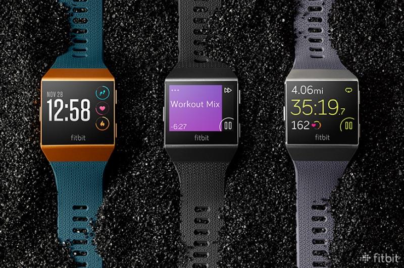 Fitbit Ionic Smartwatch - Foto @ Fitbit