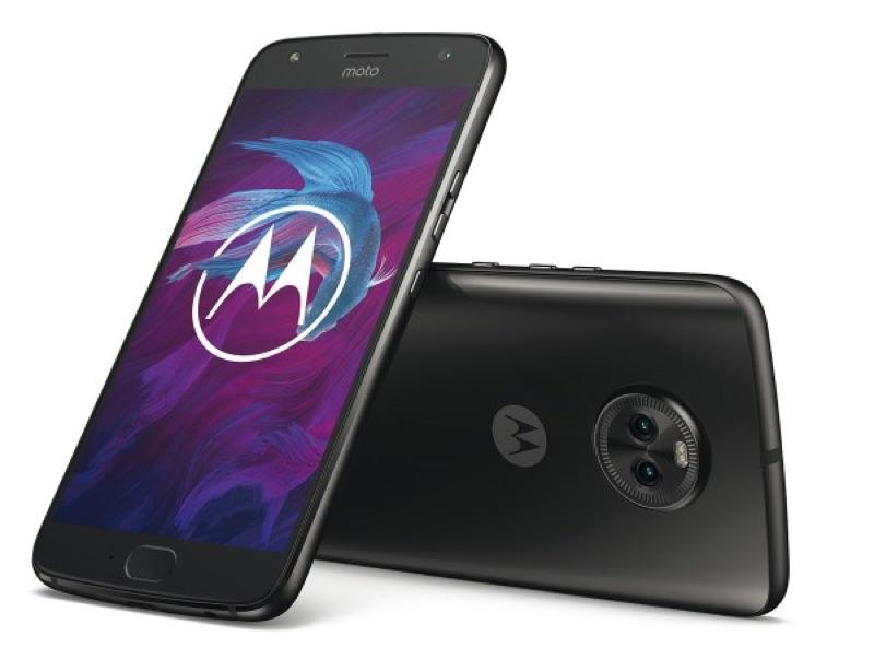 Motorola Moto X4 - Foto © Motorola