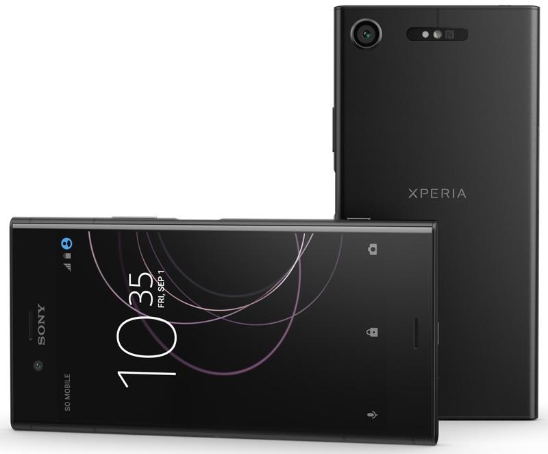 Sony Xperia XZ1 - Foto © Sony